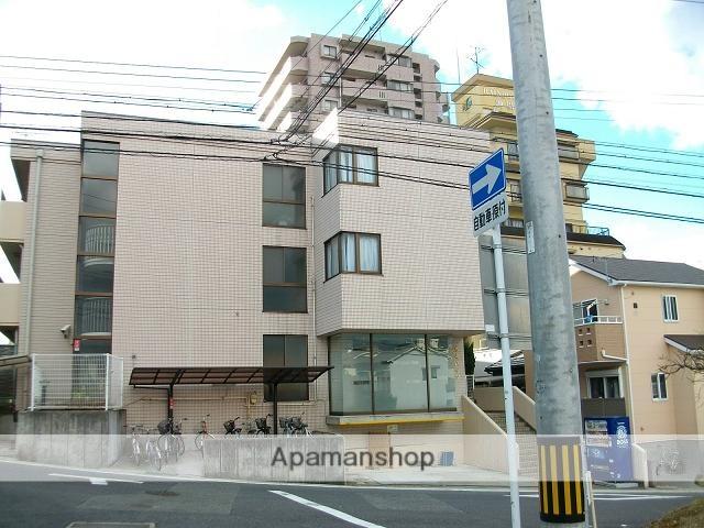 愛知県名古屋市天白区、八事駅市バスバス9分天白中学校前下車後徒歩3分の築28年 3階建の賃貸マンション