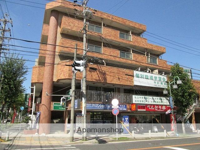 愛知県名古屋市天白区、平針駅徒歩1分の築34年 5階建の賃貸マンション