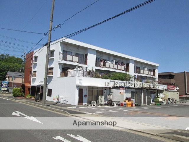 愛知県名古屋市天白区、原駅徒歩12分の築39年 3階建の賃貸マンション