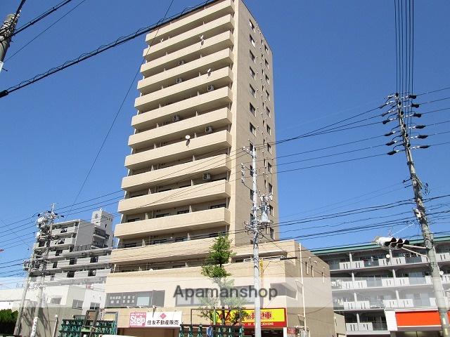 愛知県名古屋市天白区、平針駅徒歩3分の築28年 15階建の賃貸マンション