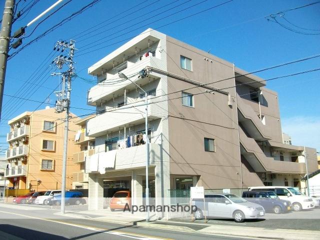 愛知県名古屋市天白区、平針駅徒歩4分の築31年 4階建の賃貸マンション