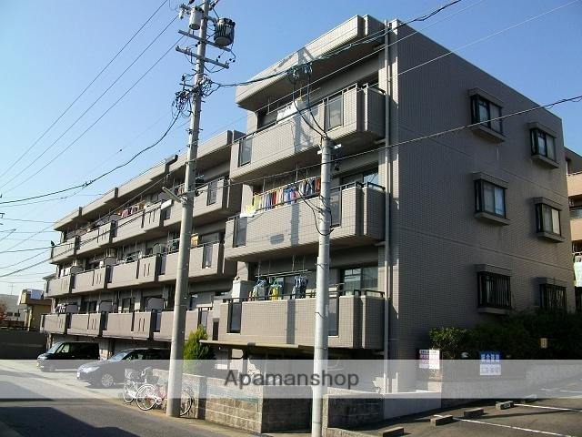 愛知県名古屋市緑区、徳重駅徒歩14分の築20年 3階建の賃貸マンション
