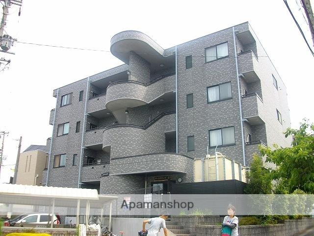 愛知県名古屋市緑区、徳重駅徒歩18分の築19年 4階建の賃貸マンション