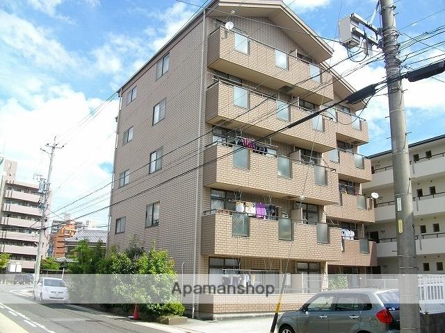 愛知県名古屋市天白区、植田駅徒歩16分の築28年 5階建の賃貸マンション