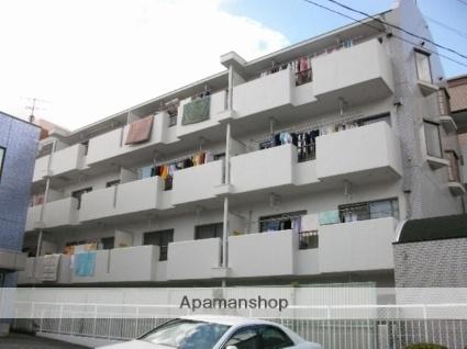 愛知県名古屋市天白区、原駅徒歩4分の築28年 4階建の賃貸マンション