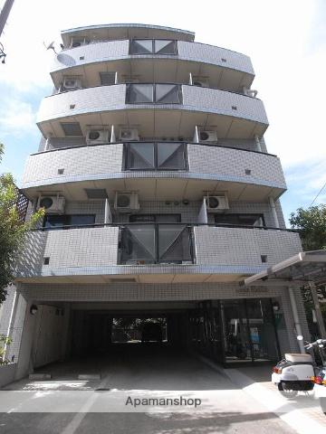 愛知県名古屋市天白区、原駅徒歩8分の築25年 5階建の賃貸マンション