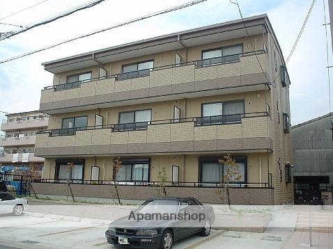 愛知県名古屋市天白区、植田駅徒歩13分の築13年 3階建の賃貸マンション