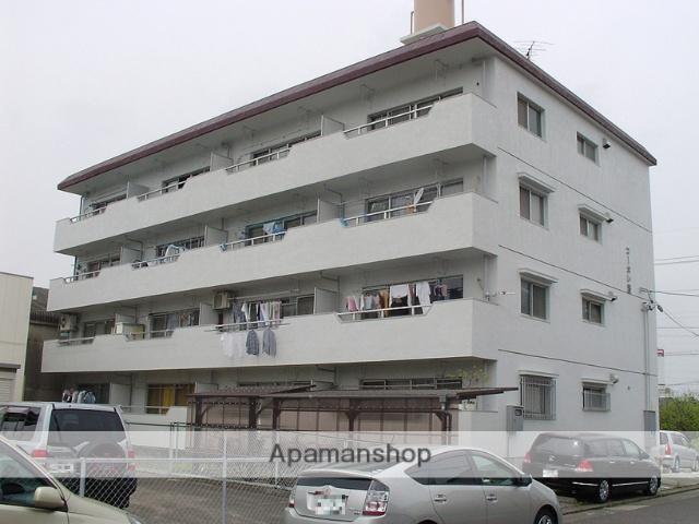 愛知県名古屋市天白区、植田駅徒歩15分の築38年 4階建の賃貸マンション