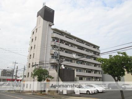 愛知県名古屋市天白区、植田駅徒歩20分の築27年 7階建の賃貸マンション