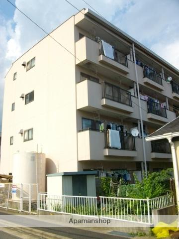 愛知県名古屋市天白区、植田駅徒歩10分の築29年 4階建の賃貸マンション