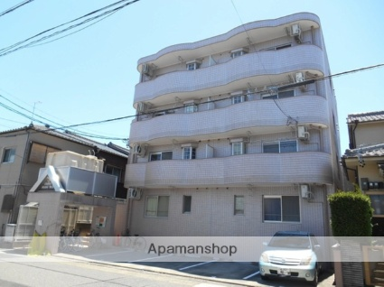 愛知県名古屋市天白区、植田駅徒歩16分の築23年 4階建の賃貸マンション