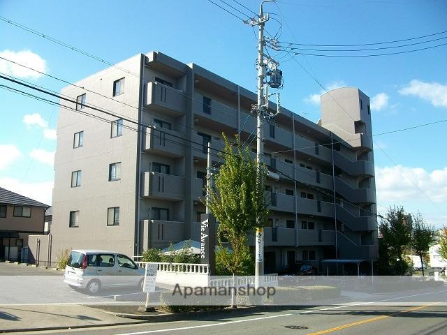 愛知県名古屋市緑区、徳重駅徒歩18分の築18年 5階建の賃貸マンション