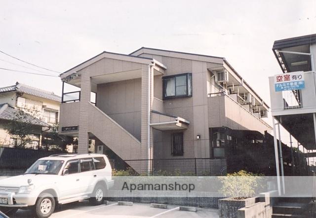 愛知県名古屋市緑区、神沢駅徒歩6分の築18年 2階建の賃貸アパート