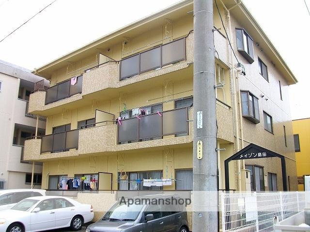 愛知県名古屋市天白区の築27年 3階建の賃貸マンション