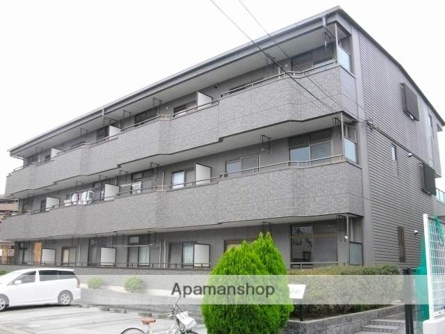 愛知県名古屋市天白区、原駅徒歩9分の築19年 3階建の賃貸マンション
