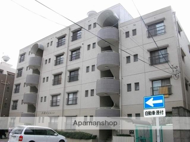 愛知県名古屋市天白区、原駅徒歩5分の築35年 5階建の賃貸マンション