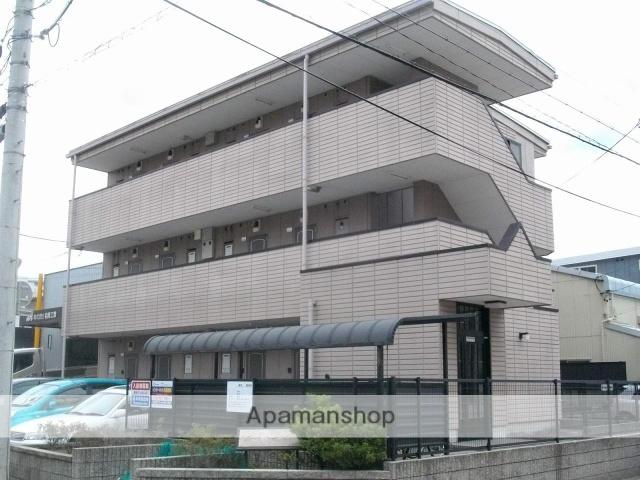 愛知県名古屋市天白区、原駅徒歩7分の築15年 3階建の賃貸マンション