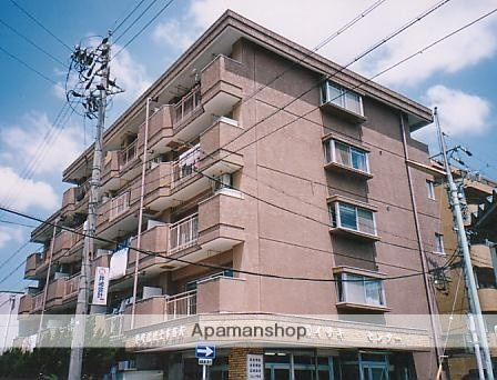 愛知県名古屋市天白区、塩釜口駅徒歩10分の築35年 5階建の賃貸マンション