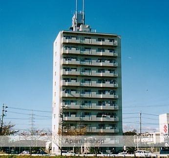 愛知県名古屋市天白区、塩釜口駅徒歩13分の築29年 11階建の賃貸マンション