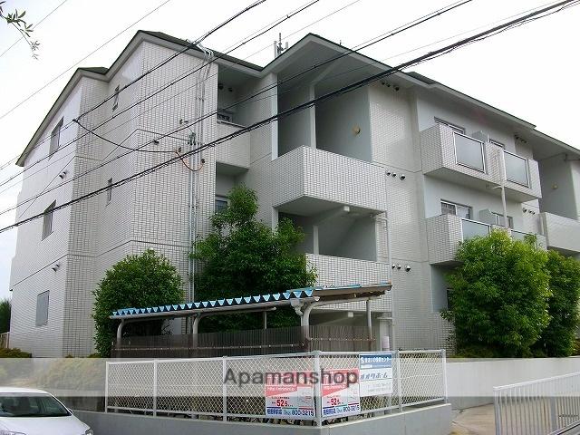 愛知県名古屋市天白区、植田駅徒歩5分の築28年 3階建の賃貸マンション