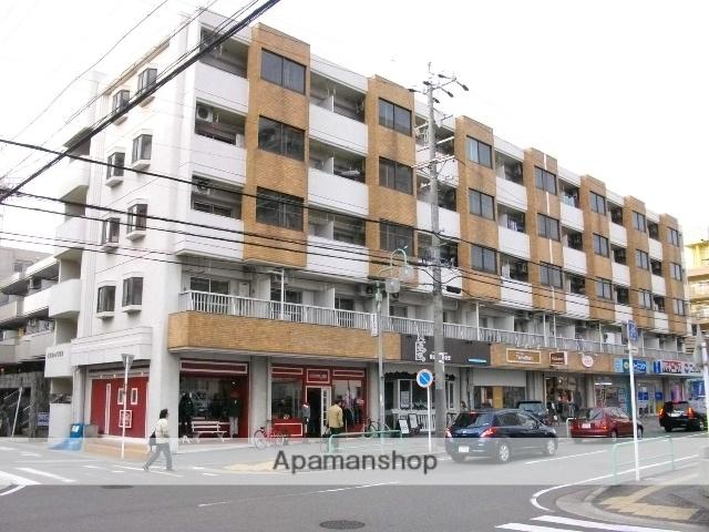 愛知県名古屋市天白区、植田駅徒歩1分の築36年 5階建の賃貸マンション
