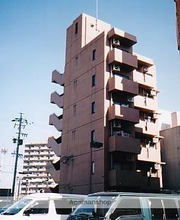 愛知県名古屋市天白区、植田駅徒歩8分の築25年 6階建の賃貸マンション