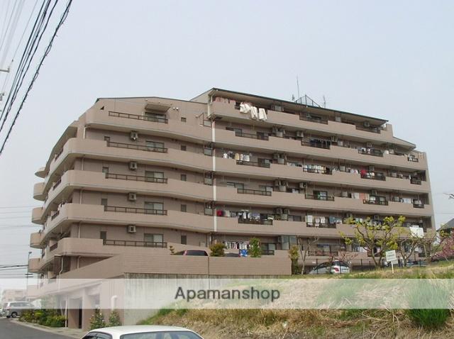 愛知県名古屋市天白区、植田駅徒歩13分の築21年 7階建の賃貸マンション
