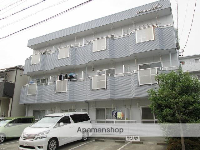 愛知県名古屋市天白区、塩釜口駅徒歩5分の築25年 3階建の賃貸アパート