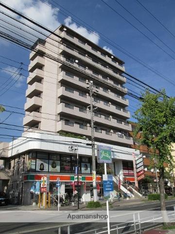 愛知県名古屋市天白区、植田駅徒歩1分の築29年 10階建の賃貸マンション