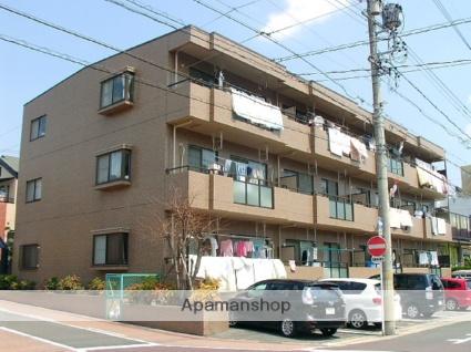 愛知県名古屋市天白区、原駅徒歩7分の築25年 3階建の賃貸マンション
