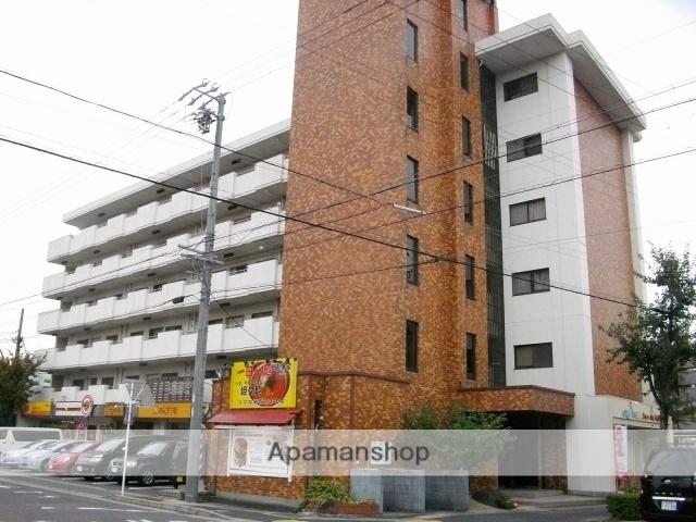 愛知県名古屋市天白区、植田駅徒歩1分の築35年 6階建の賃貸マンション