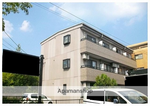 愛知県名古屋市天白区、植田駅徒歩6分の築13年 3階建の賃貸マンション