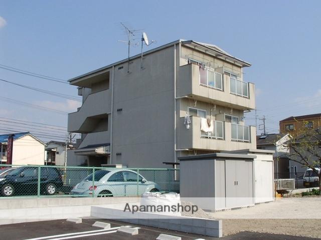 愛知県名古屋市天白区、塩釜口駅徒歩15分の築22年 3階建の賃貸マンション