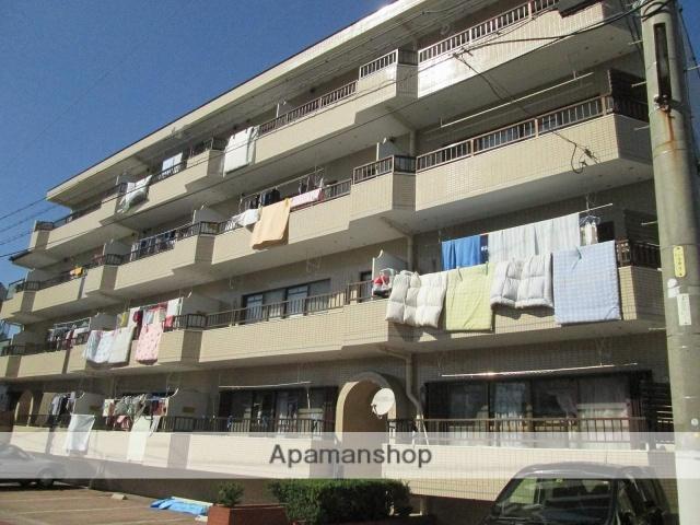 愛知県名古屋市天白区、原駅徒歩3分の築30年 4階建の賃貸マンション