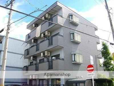 愛知県名古屋市天白区、塩釜口駅徒歩16分の築17年 4階建の賃貸マンション