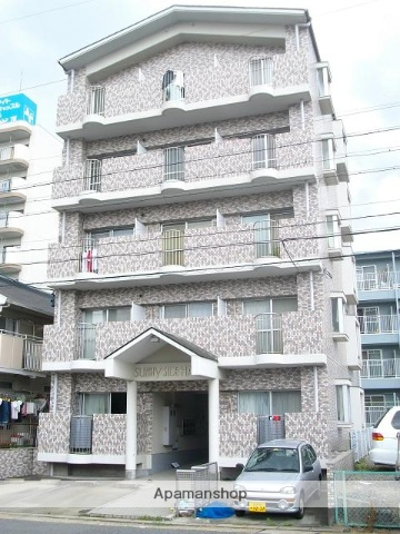 愛知県名古屋市天白区、植田駅徒歩11分の築28年 5階建の賃貸マンション