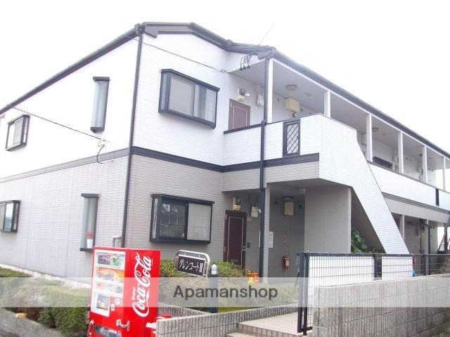 愛知県名古屋市天白区、塩釜口駅徒歩19分の築23年 2階建の賃貸アパート