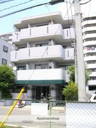 愛知県名古屋市天白区、植田駅徒歩6分の築28年 4階建の賃貸マンション