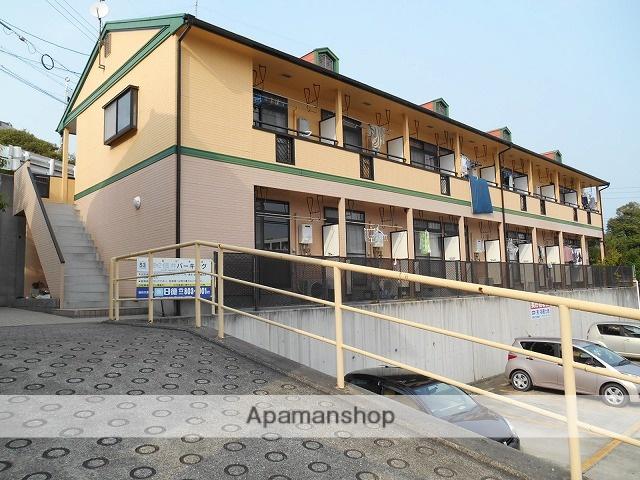 愛知県名古屋市天白区、植田駅徒歩1分の築21年 2階建の賃貸アパート
