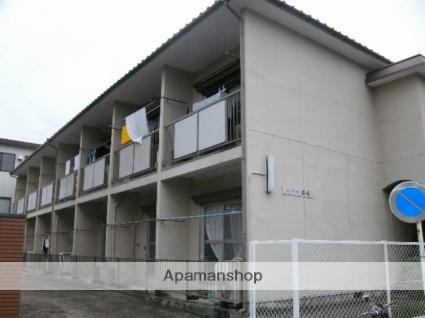 愛知県名古屋市天白区、植田駅徒歩2分の築31年 2階建の賃貸アパート