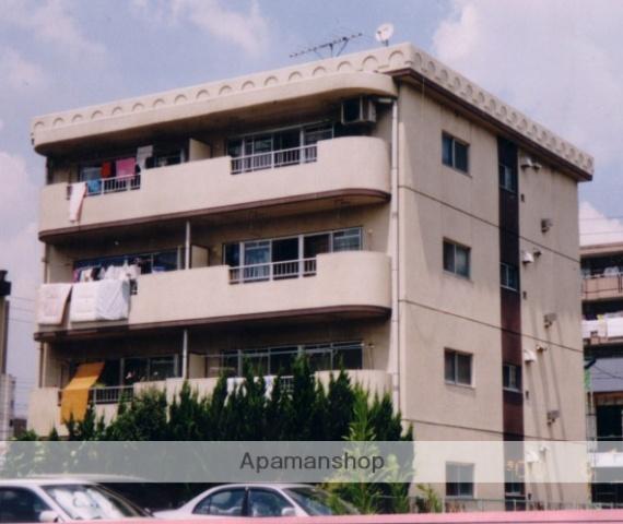 愛知県名古屋市天白区、植田駅徒歩6分の築34年 4階建の賃貸マンション