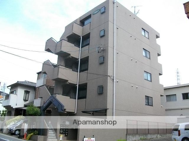 愛知県名古屋市天白区、植田駅徒歩7分の築26年 5階建の賃貸マンション