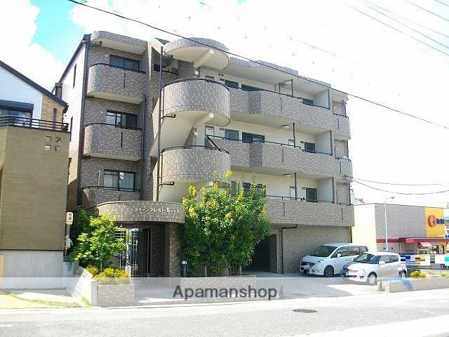 愛知県名古屋市天白区、塩釜口駅徒歩14分の築20年 4階建の賃貸マンション