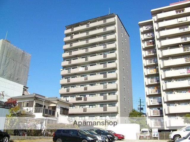 愛知県名古屋市天白区、植田駅徒歩8分の築21年 12階建の賃貸マンション