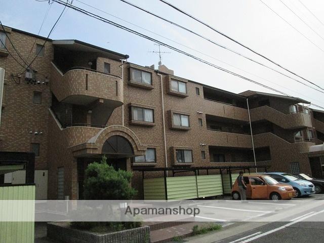 愛知県名古屋市天白区、植田駅徒歩18分の築24年 3階建の賃貸マンション