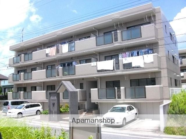 愛知県名古屋市天白区、植田駅徒歩17分の築24年 3階建の賃貸マンション