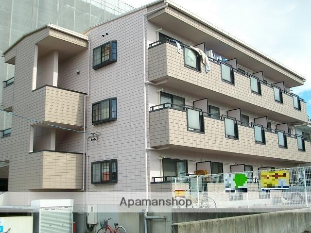 愛知県名古屋市天白区、植田駅徒歩19分の築22年 3階建の賃貸マンション
