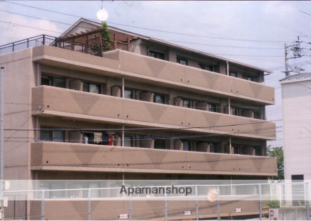 愛知県名古屋市天白区、植田駅徒歩15分の築19年 4階建の賃貸マンション