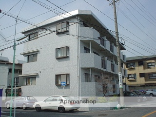 愛知県名古屋市天白区、塩釜口駅徒歩4分の築28年 3階建の賃貸マンション