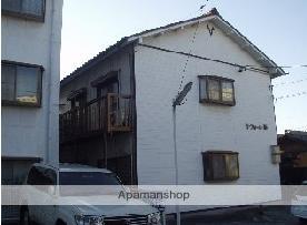 愛知県名古屋市天白区、塩釜口駅徒歩7分の築25年 2階建の賃貸アパート